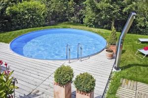 Сборный бассейн Summer Fun 4501010139KB круглый 420х150 см