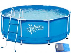 Каркасный бассейн SummerEscapes Р20-1042-Z 305x106 Metal Frame