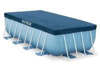 Тент-покрывало Intex 28037 для прямоугольных каркасных бассейнов 400x200 см