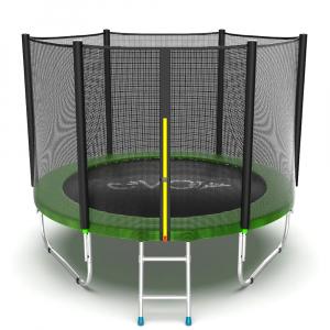 Батут EVO JUMP External 8ft (Green)