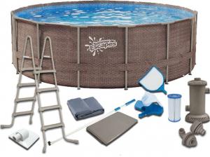 Каркасный бассейн SummerEscapes Р20-1552-В 457x132 Metal Frame