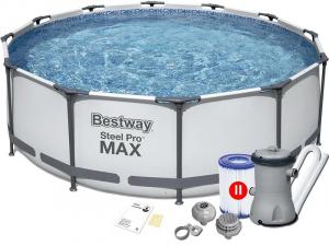 Каркасный бассейн Bestway 56260 366х100 Steel Pro MAX