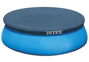 Тент-покрывало Intex 28026 для круглых надувных бассейнов 396 см