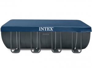 Тент-покрывало Intex 28036 для прямоугольных каркасных бассейнов 549x274 см