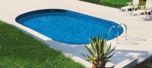 Сборный бассейн Summer Fun 4501010247KB овальный 916х460х120 см